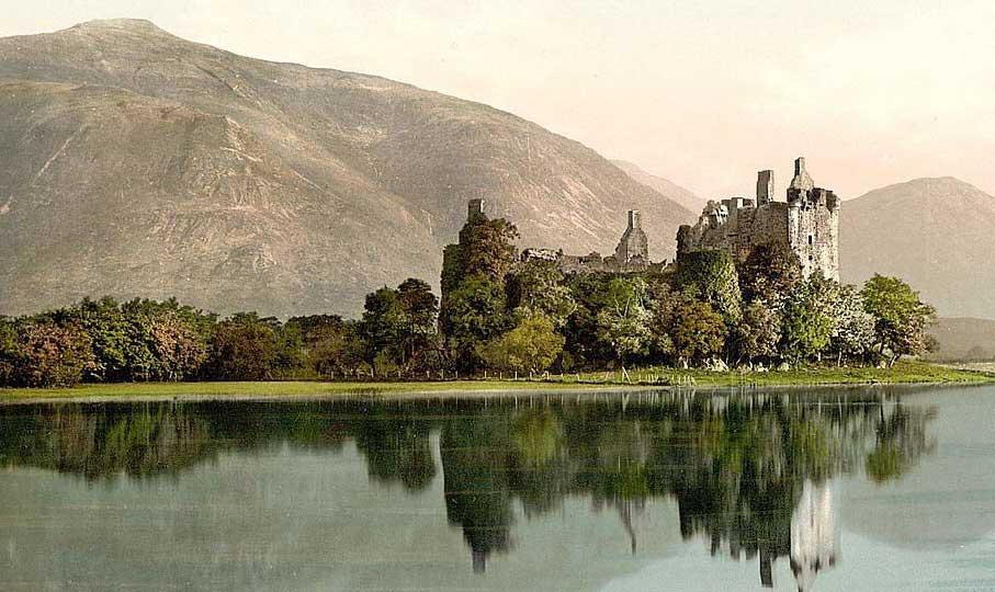 Scottish Castles, City & Countryside - Scotch Verdict